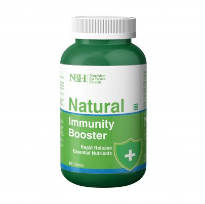 NBH Natural Immunity Booster With Rapid Release Essential Nutrients