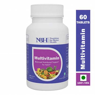 MULTIVITAMIN BALANCED NUTRITION SUPPORT