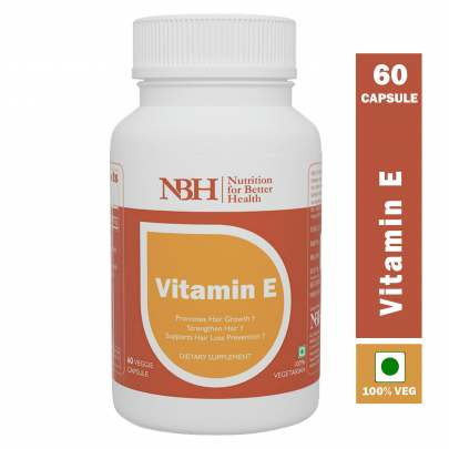VITAMIN E FOR SKIN AND HAIR